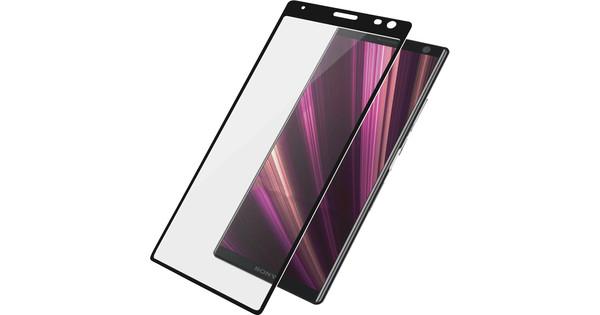 PanzerGlass Sony Xperia 10 Plus Displayschutzglas Schwarz
