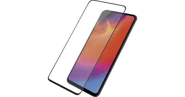 PanzerGlass Fall freundlich Samsung Galaxy A80 Displayschutzglas Schwarz