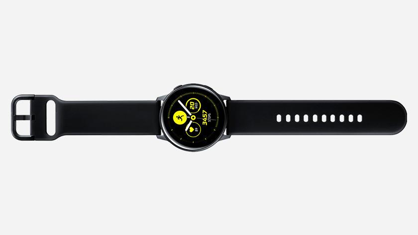 Samsung Galaxy Watch Aktive liegend