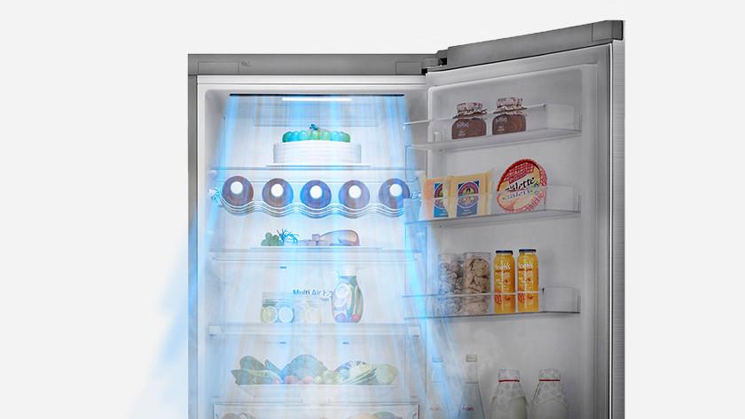 Wie LG Door Cooling funktioniert