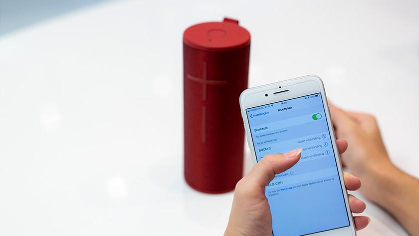 Bluetooth-Lautsprecher verbinden