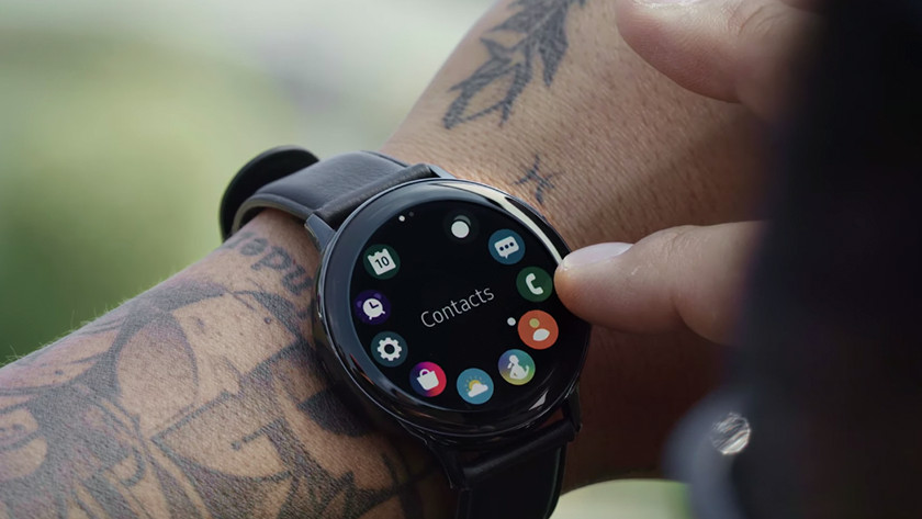 Touch-Rand Samsung Galaxy Watch Active2