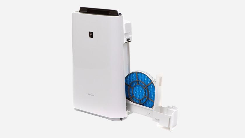 Luftreiniger mit Befeuchtungsfunktion
