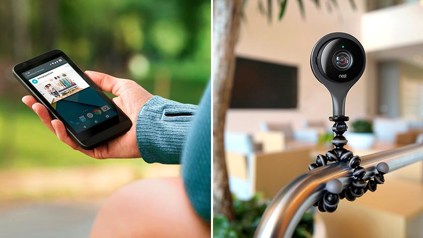 IP-Kamera für den Außenbereich