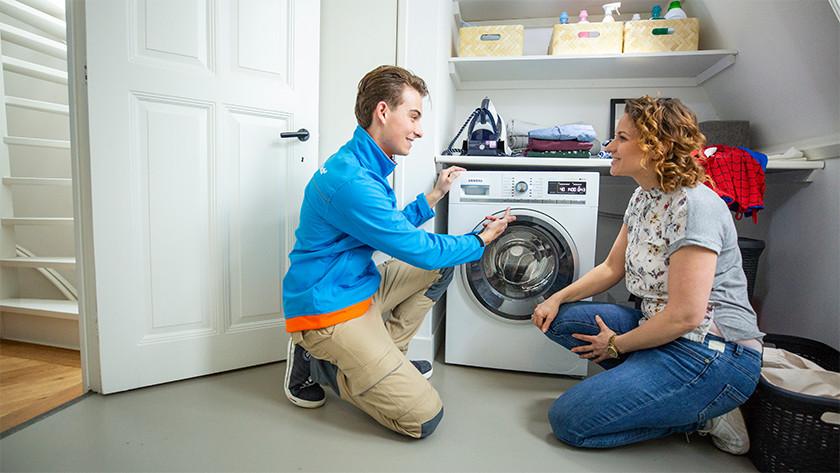 Waschmaschinenfehler