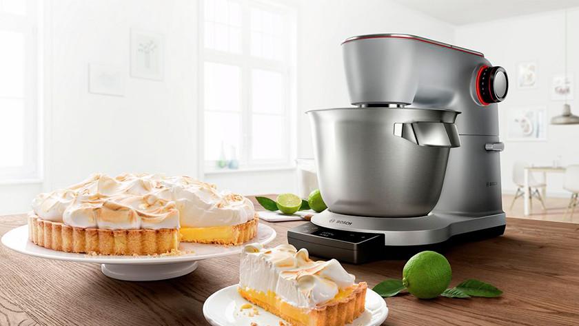 Bosch Küchenmixer mit eingebauter Waage