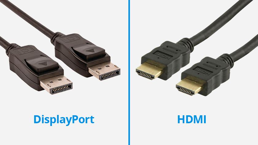 Displayport vs HDMI für hohe Auflösung