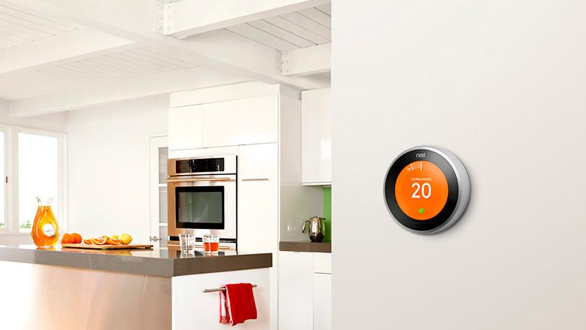 Energie mit einem Thermostat sparen