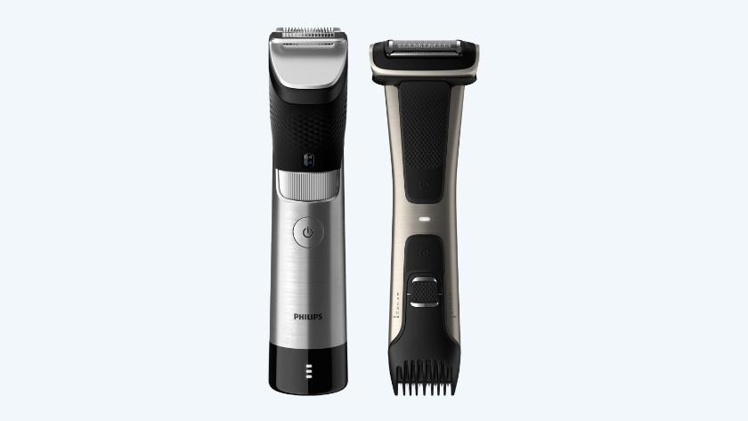 Bodygroomer und Barttrimmer
