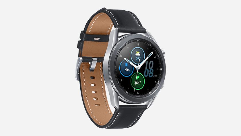 Samsung Galaxy Watch3 Sauerstoffmessung Sturzerkennung