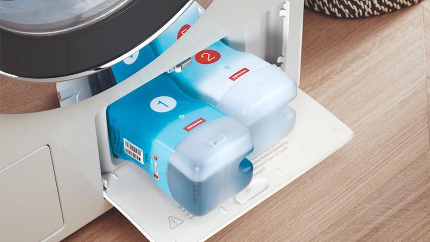 Waschmaschine mit Dosierautomatik