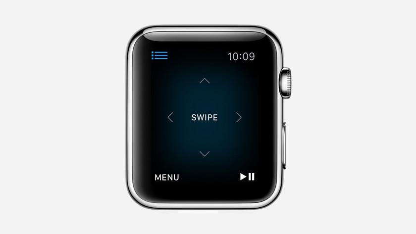 Apple Watch als Fernbedienung