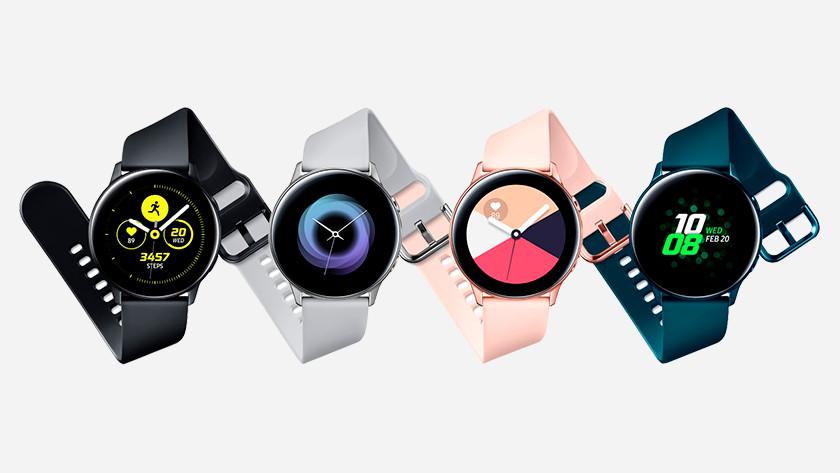 Samsung Galaxy Watch Active Varianten