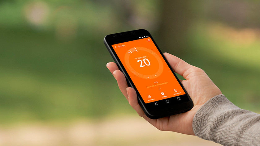 Thermostat Smartphone