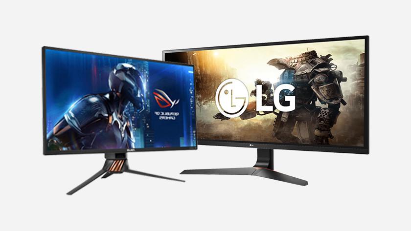 LG ROG Republic of Gamers Bildschirm Hilfe bei der Auswahl Auswahl Bildschirm Hz Hertz