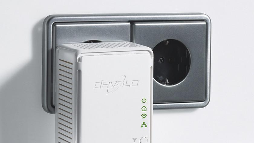 IP-Kamera-Powerline-Adapter