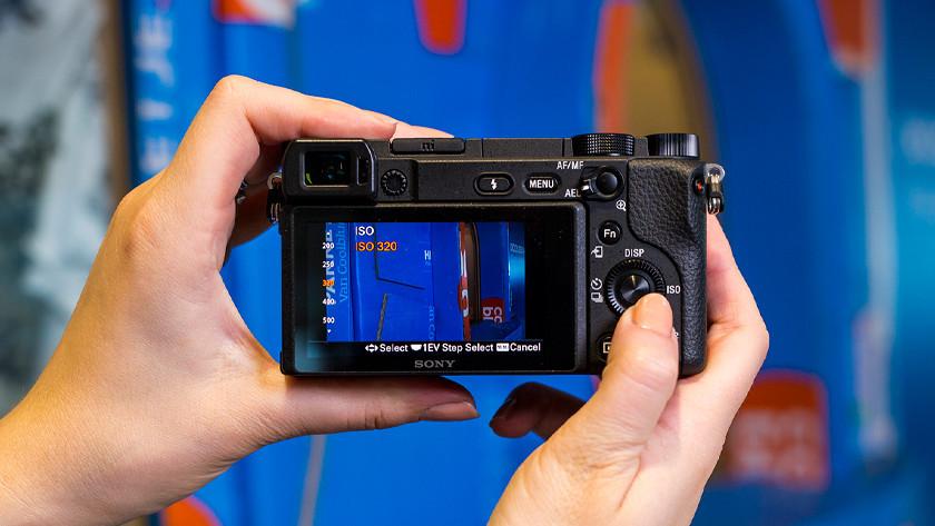 ISO-Werte der Kamera