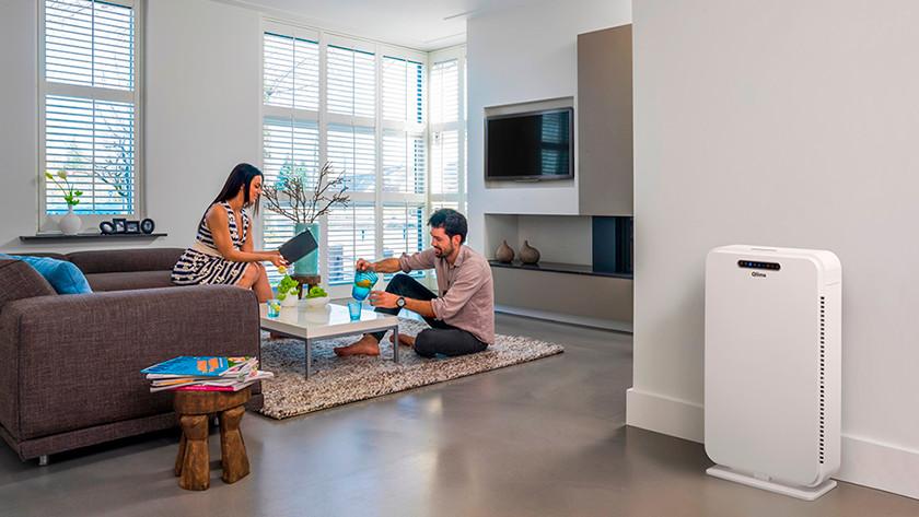 Luftreiniger Wohnzimmer