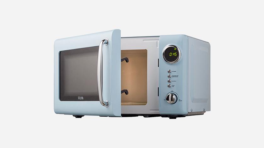 Retro-Mikrowelle