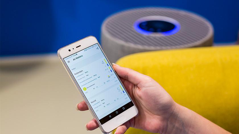 Air Matters-App Philips