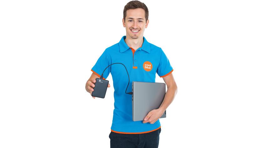 Produktexperte externe Festplatten HDD