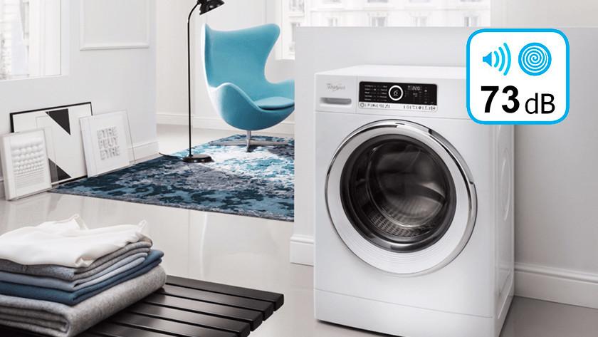 Schallleistung Waschmaschine