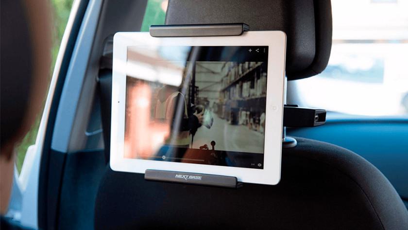 Tablet Autohalterung