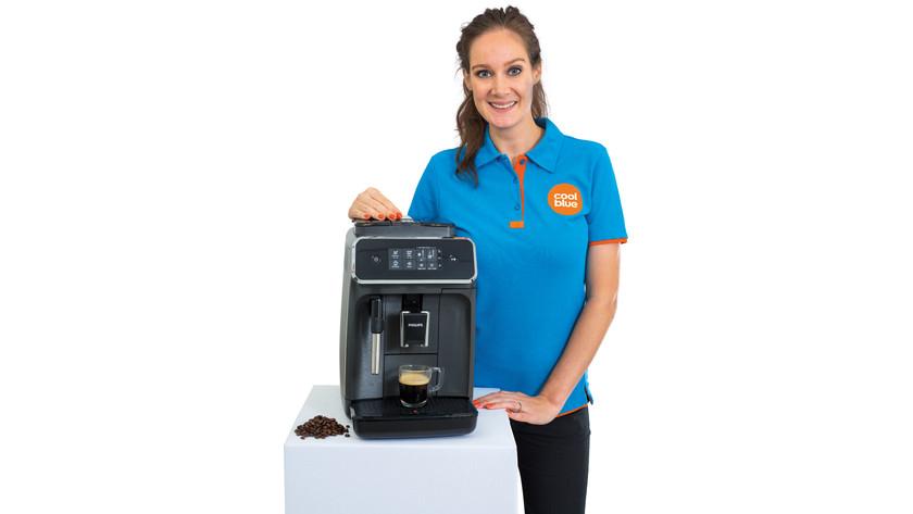 Produktexperte vollautomatische Espressomaschinen