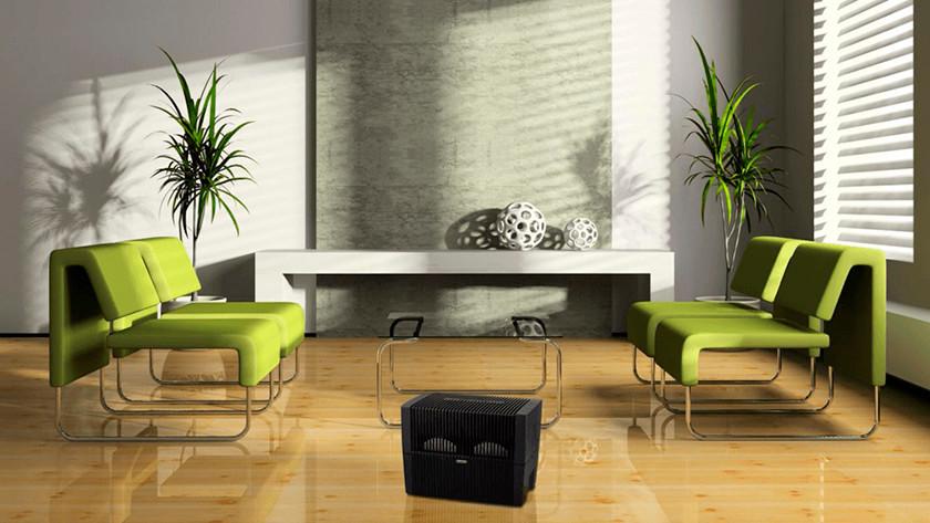 Luftbefeuchter großes Wohnzimmer