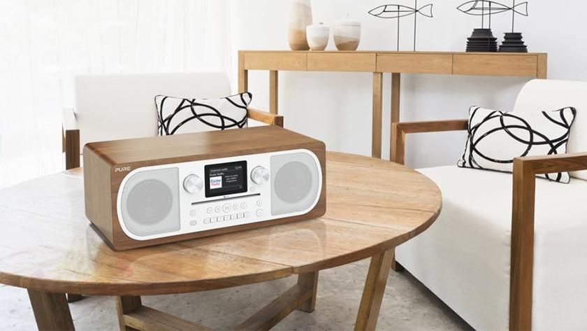 Radio in der Verwendung