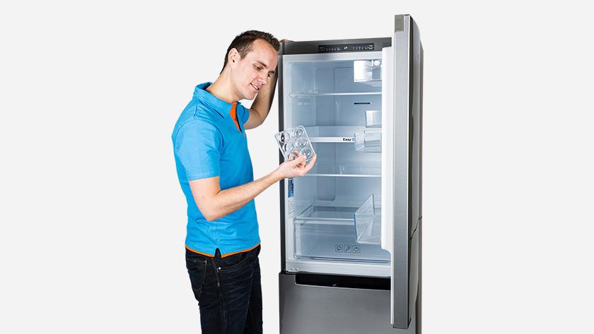 Coolblue für einen Kühlschrank