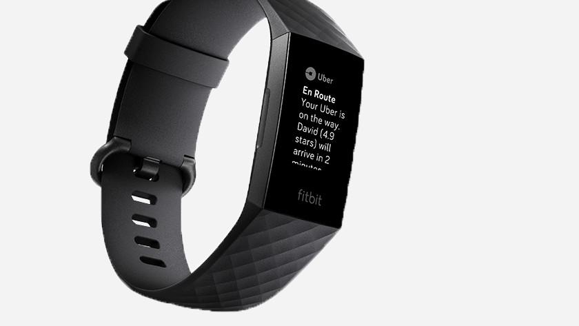 Fitbit Charge 3 App kontaktlose Zahlung