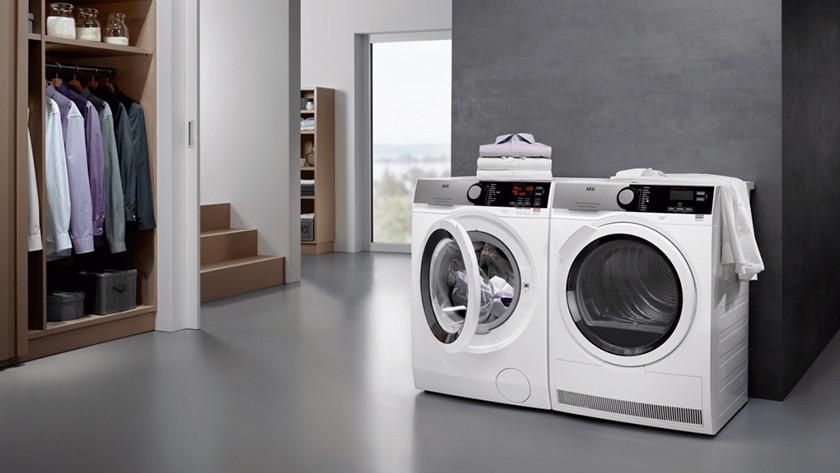 AEG Waschmaschine Startvorwahl