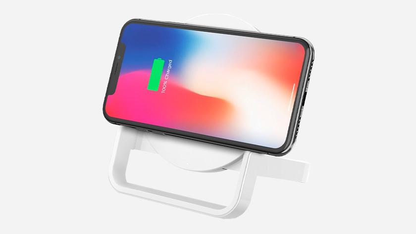Apple iPhone kabellos laden