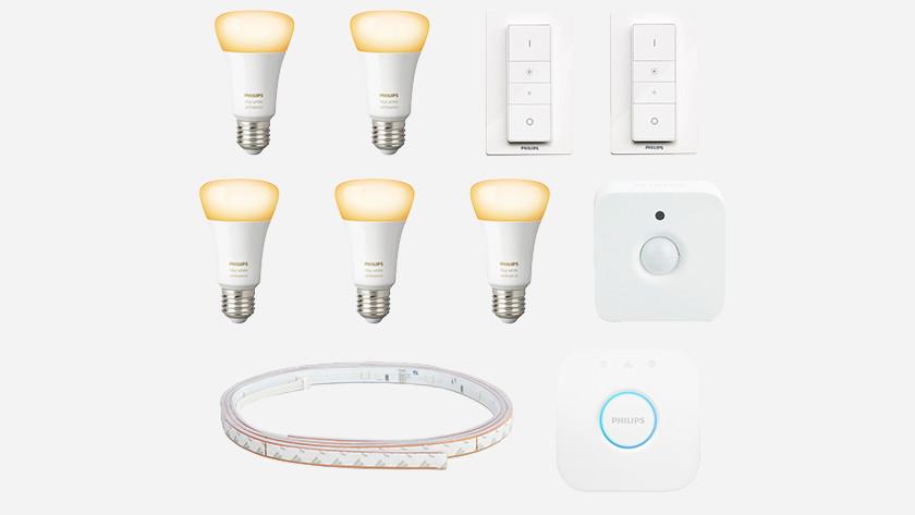 Smart-beleuchtet-Paket Deluxe