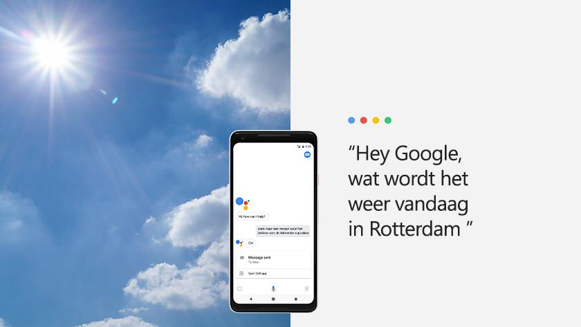 Erhalten Sie Nachrichten mit Google Assistant