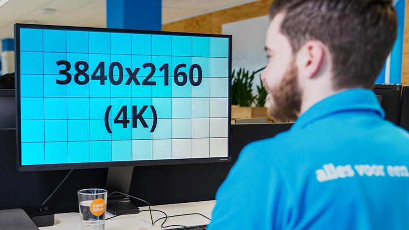 4K-Monitor 2160p