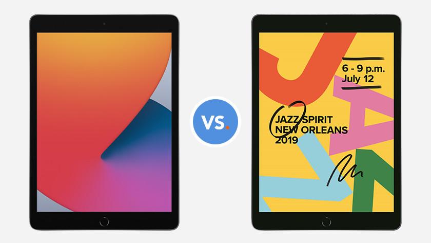 iPad (2020) und iPad (2019)