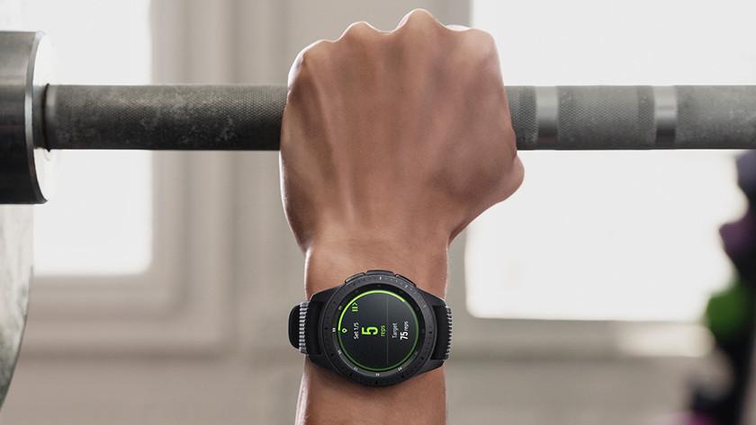 Samsung Galaxy Watch Sportprofile und Sportarmband