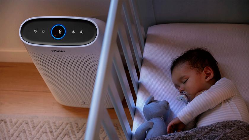 Luftreiniger Schlafzimmer