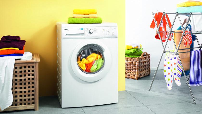 Waschmaschine mit Waschqualität der Basisklasse