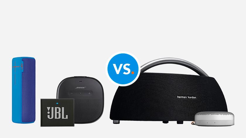 Bluetooth-Lautsprecher im Vergleich