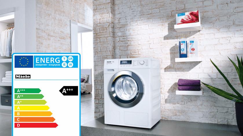 Energieverbrauch Waschmaschine