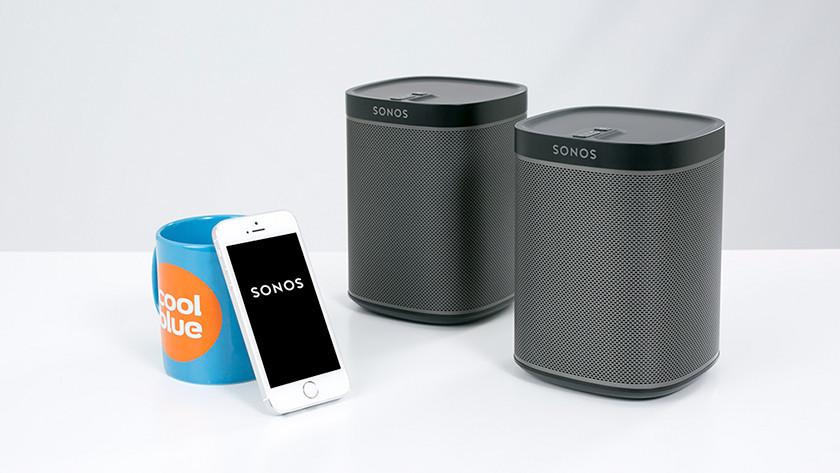 Sonos-Lautsprecher mit App