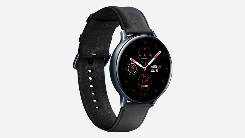 Linke Seite Samsung Galaxy Watch Active 2