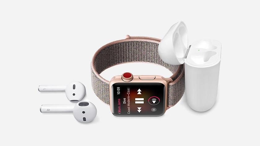 Apple Watch Series 3 für den alltäglichen Gebrauch
