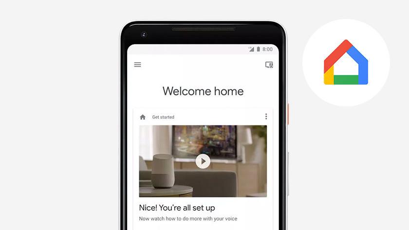 Google Assistant verknüpfen