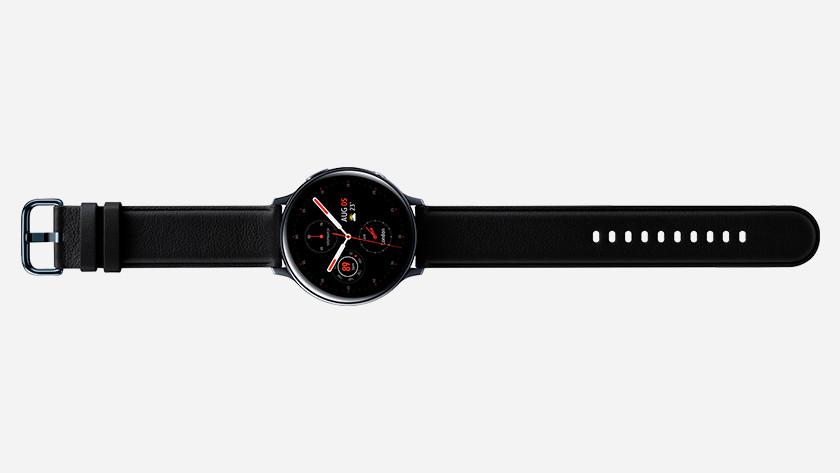 Samsung Galaxy Watch Active2 liegend