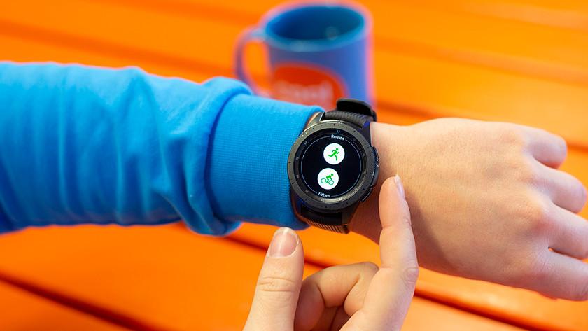 Samsung Galaxy Watch Akku