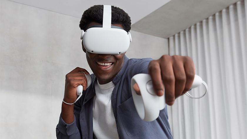 Erlebe die virtuelle Realität mit Oculus Quest 2